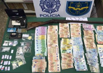 Couple aged 79 and 72 arrested for cocaine trafficking in Málaga