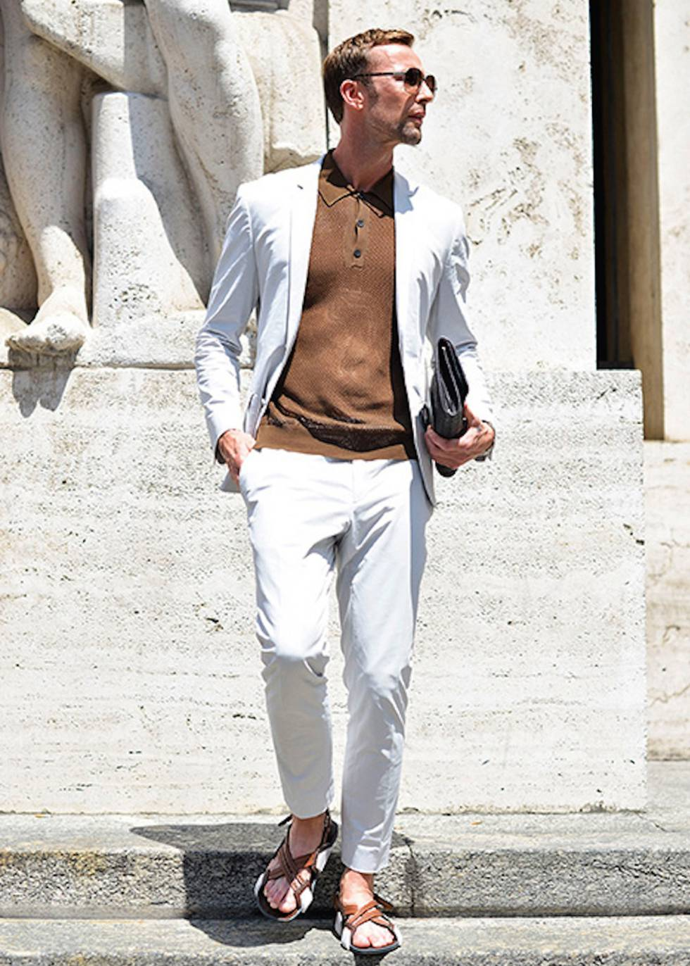 0b3bff447c172 Cómo demonios puede un hombre vestir elegante en verano