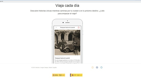Resultado de imagen de app ciudades ocultas