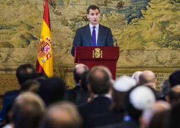 "Spanish king to Sephardic Jews: ""How we missed you!"""
