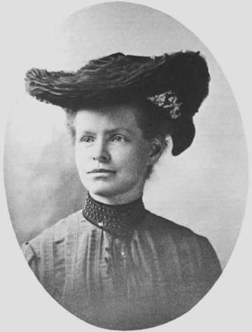 Nettie Stevens