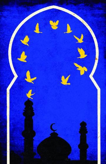 Musulmanes europeos