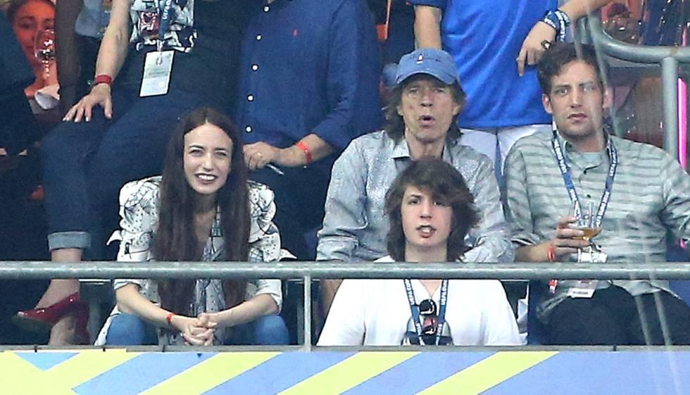 Mick Los País 72 AñosEstilo Hijo El Jagger A Espera Octavo Su IE9D2WH