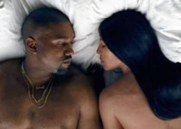 Kanye West desnuda a Taylor Swift, Trump y Bill Cosby en 'Famous' su nuevo vídeo