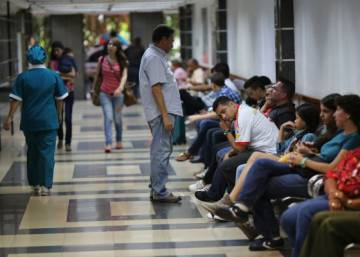 Why Venezuela's hospitals are in need of intensive care