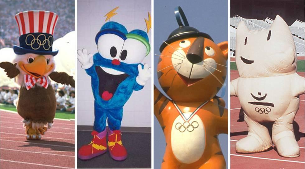 Las 12 Mascotas De Los Juegos Olimpicos De La Peor A La Mejor
