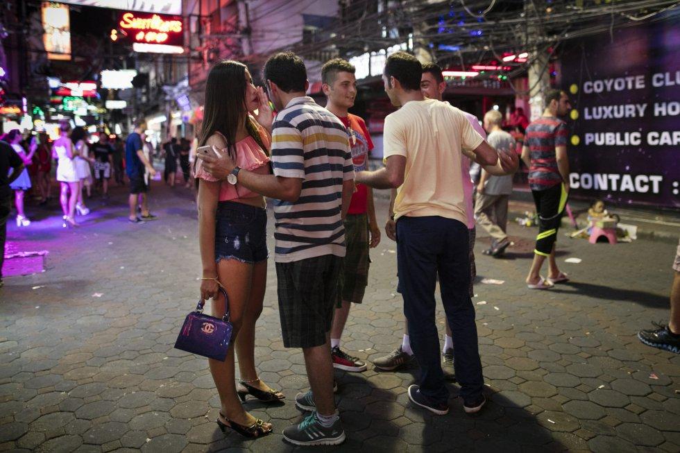 turismo sexsual en tailandia
