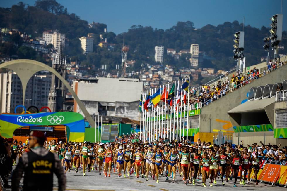 Guía VAVEL Juegos Olímpicos Río de Janeiro 2016: el eje
