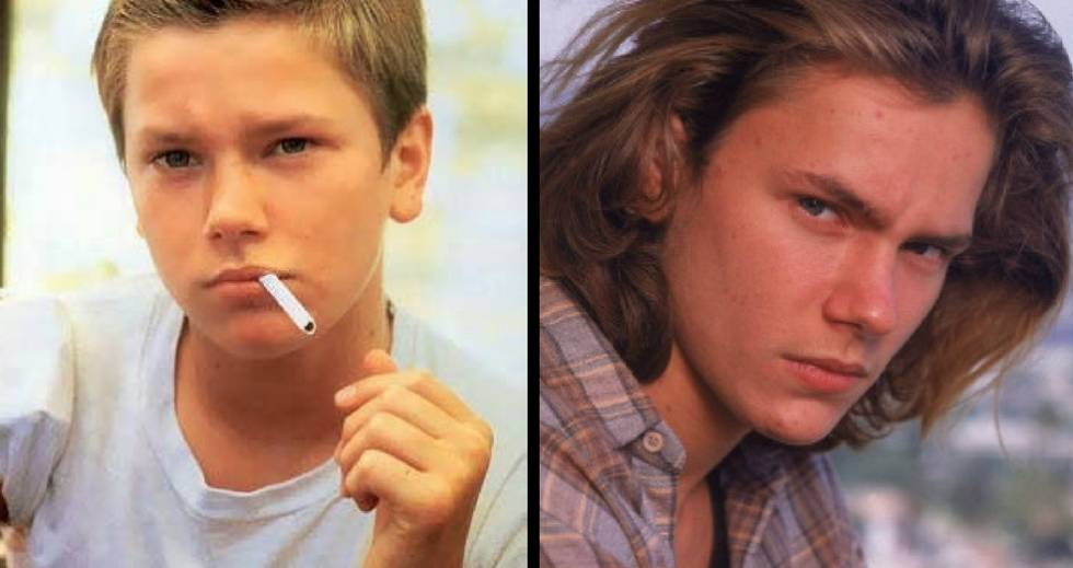 River Phoenix, (Chris Chambers).