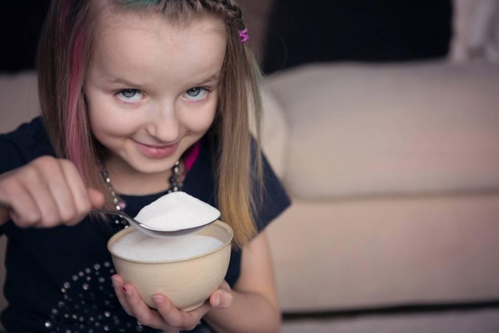 Açúcares: como intoxicamos as crianças sem saber