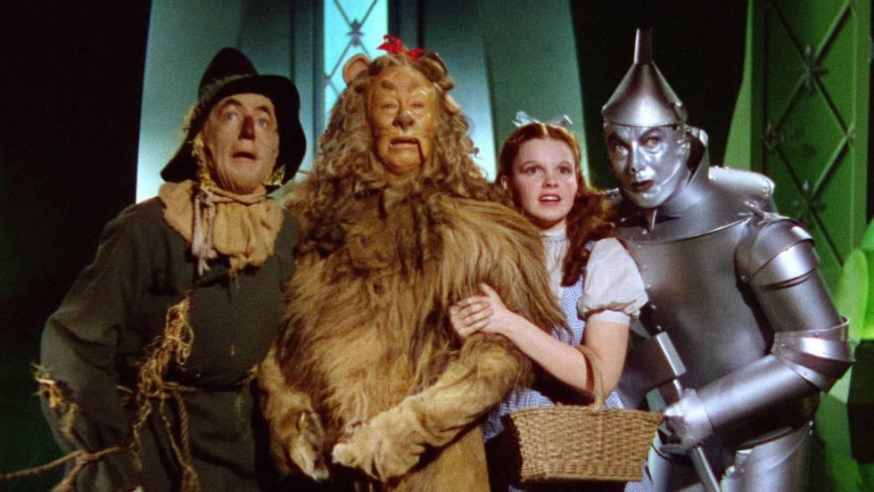 'O Mágico de Oz' (1939) funciona como metáfora da relação do ser humano com o poder.