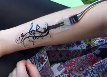 Qué Contiene La Tinta De Los Tatuajes Ciencia El País