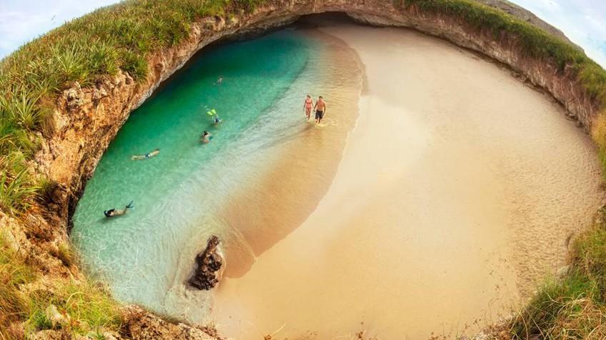 México protege una de las playas más bonitas del mundo y sus mil islas