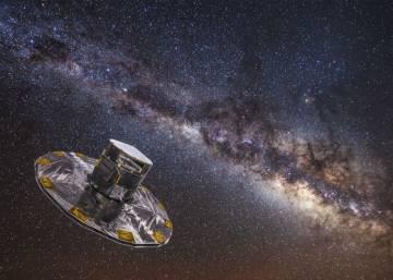 La Agencia Espacial Europea obtiene la primera imagen completa de ...