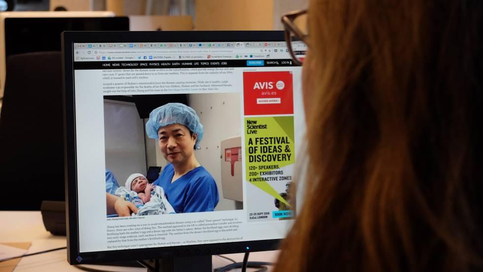 Nasce um bebê pela nova técnica de 'três pais genéticos'