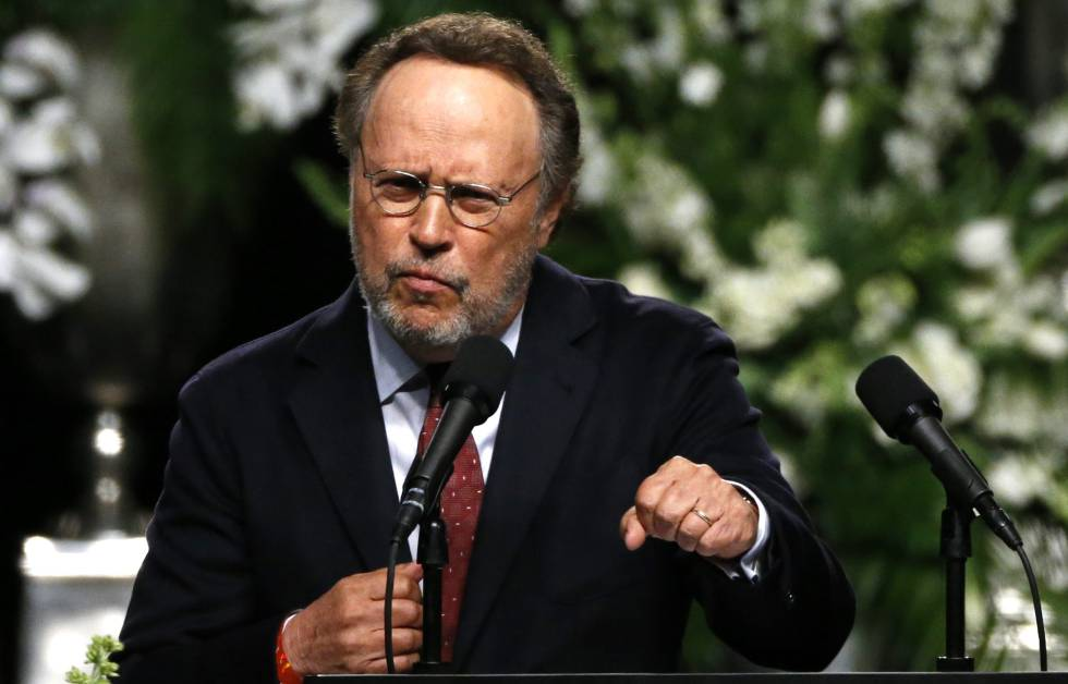 El actor Billy Crystal.