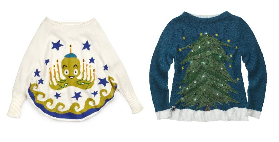 Where Can You Get Ugly Christmas Sweaters