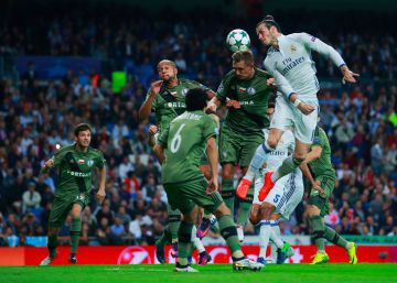 Real Madrid - Legia de Varsovia