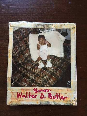 Walter, the baby whose death Sabrina was convicted for.