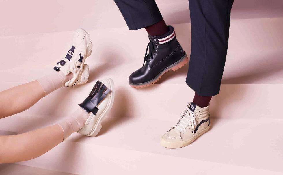 Marni Zalando: x Zalando: Marni la colección que reinterpreta cuatro zapatos db4f27