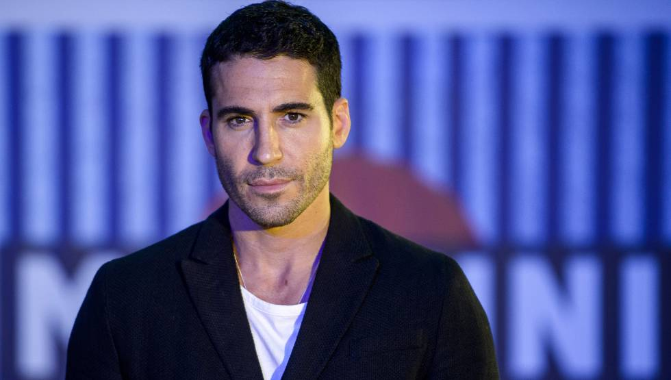 El actor Miguel Ángel Silvestre.