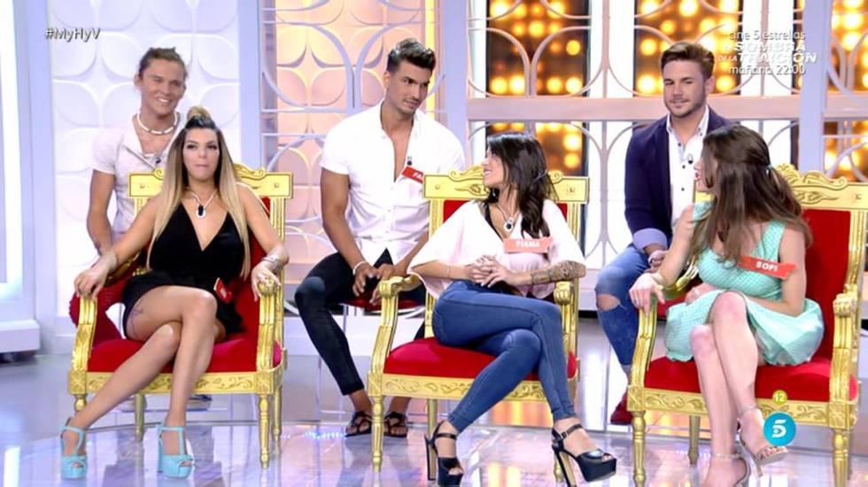Alberto Santana, que ya ocupó el trono en 2012, también se incorpora al dating show de Cuatro