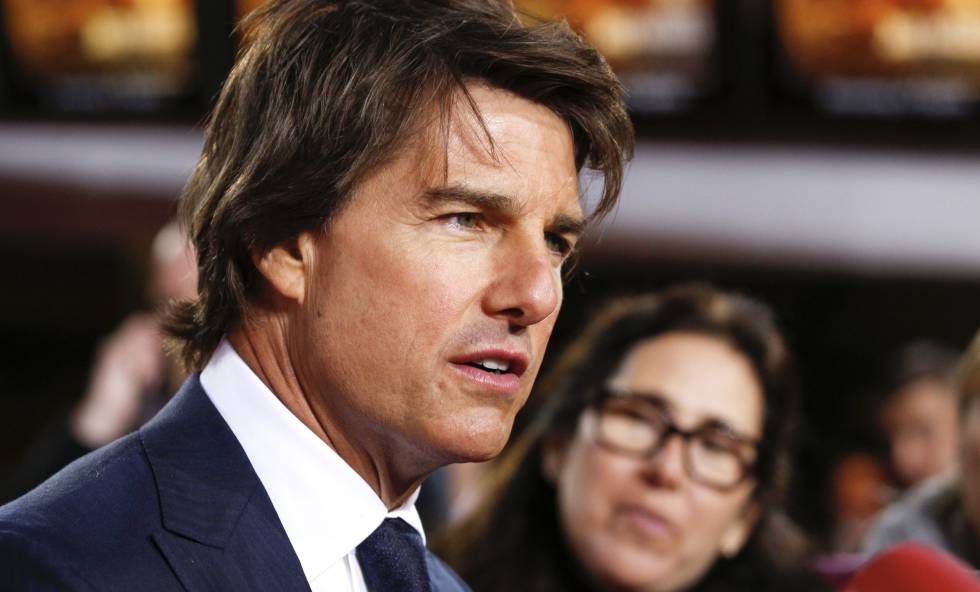 Tom Cruise, en el estreno de 'Jack Reacher: Never Go Back'.