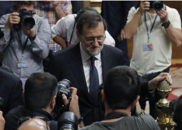 Spain's Rajoy loses first investiture vote, prepares for Saturday victory