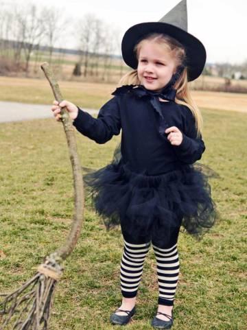 Disfraces caseros para niños en Halloween 2016