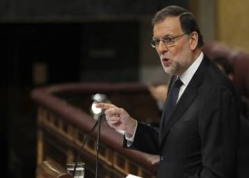Tense investiture session signals tough term ahead for Spain's Rajoy `