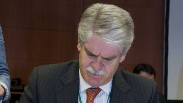 The new foreign minister, Alfonso Dastis, is valued for his experience with EU politics.