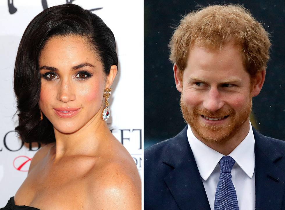 Meghan Markle e Harry.