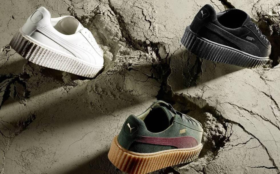 zapatos mujer puma rihana