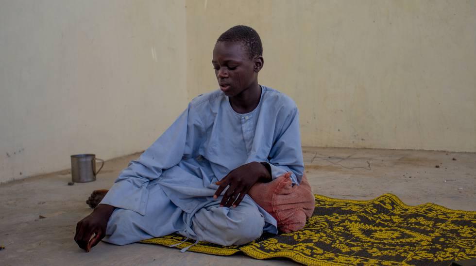Recompondo as mentes destruídas pelo Boko Haram  606c78b9d8bde