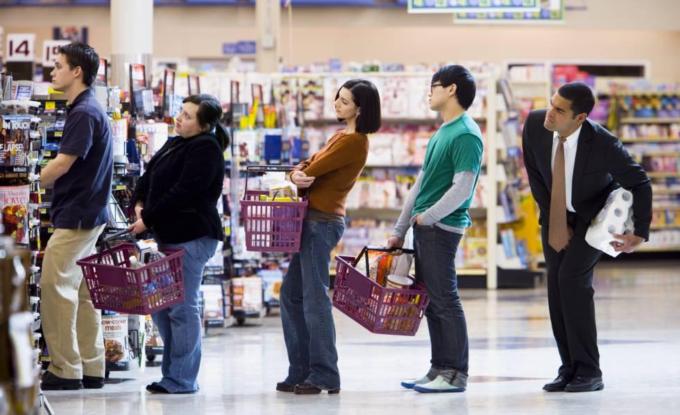 Resultado de imagen de colas compra