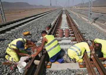 Saudi Arabia promises to pay arrears to Spanish consortium building high-speed rail link
