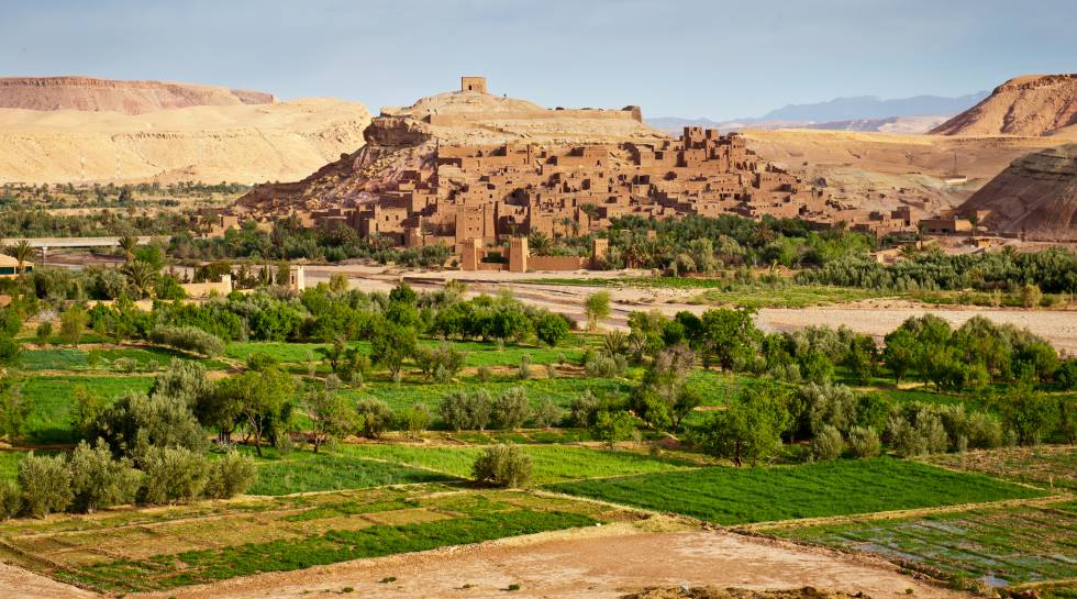 COP 22: Luchar contra el desierto en plena cumbre del clima ...
