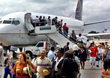 Cuba and US agree to re-establish direct commercial flights
