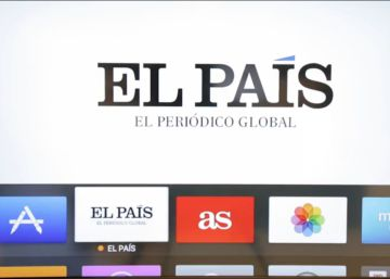 El País se ve en Apple TV
