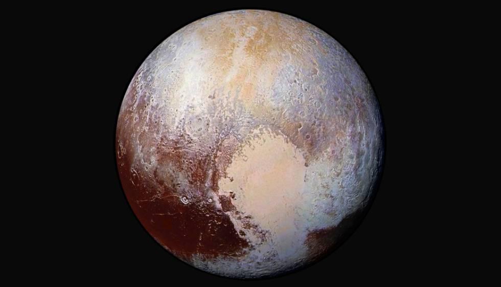 Plutón, el planeta pródigo | Ciencia | EL PAÍS