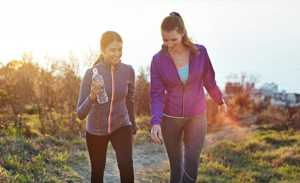 ¿Qué es mejor: correr cinco minutos o caminar 15?
