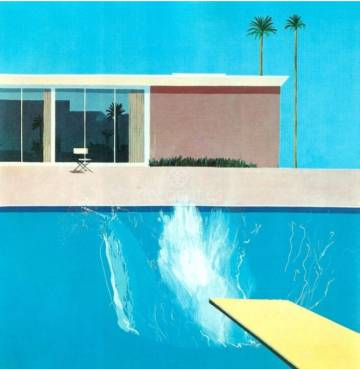 'A bigger splash'.
