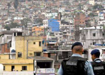 Officers charged with policing Brazil's 'favelas' face uncertain future