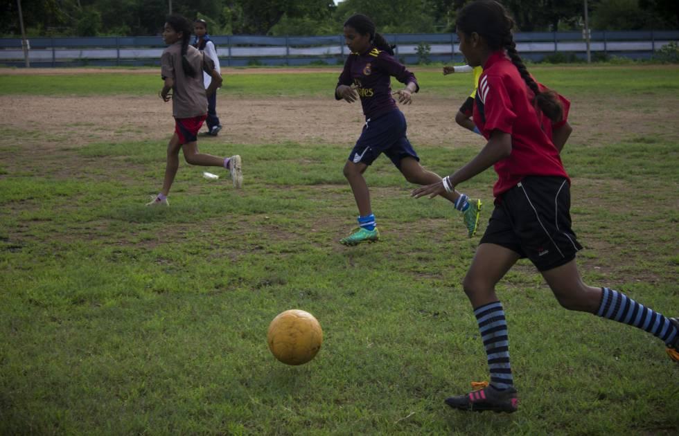Las Chicas Poderosas Del Futbol Indio Planeta Futuro El Pais