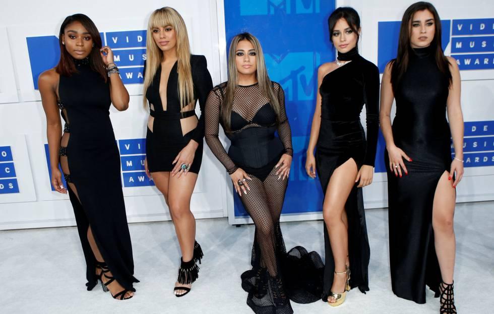 Fifth Harmony llevaba meses tratando de hablar con Camila Cabello | Estilo  | EL PAÍS