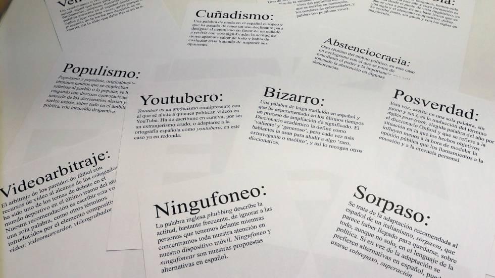 """""""Posverdad"""" es candidata a convertirse en la palabra del año 2016 de la Fundéu BBVA."""