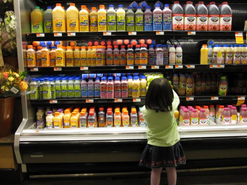 Las bebidas azucaradas son un problema de salud pública.
