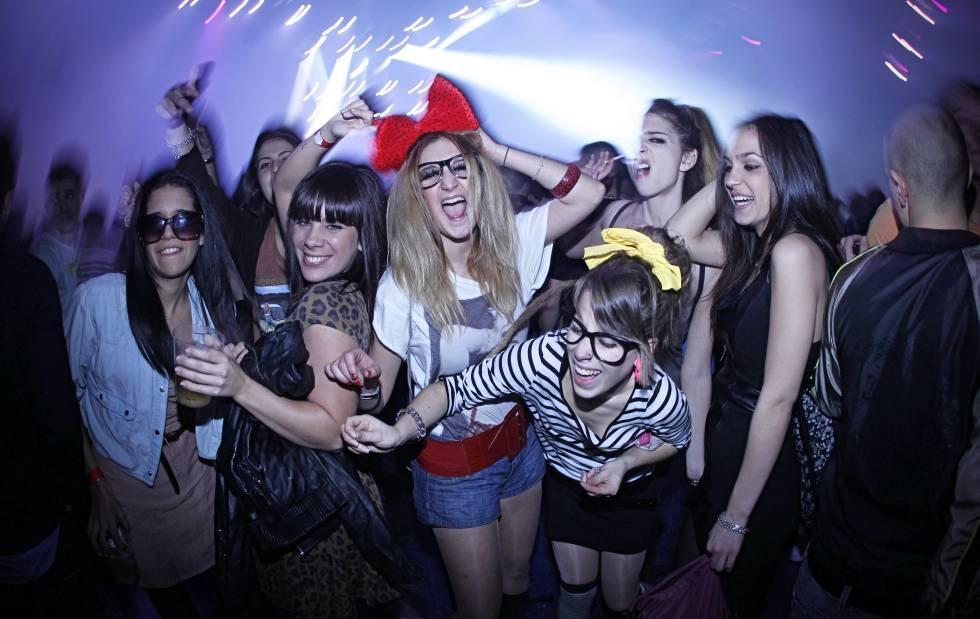 Nochevieja adolescentes