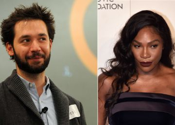 Serena Williams anuncia su boda