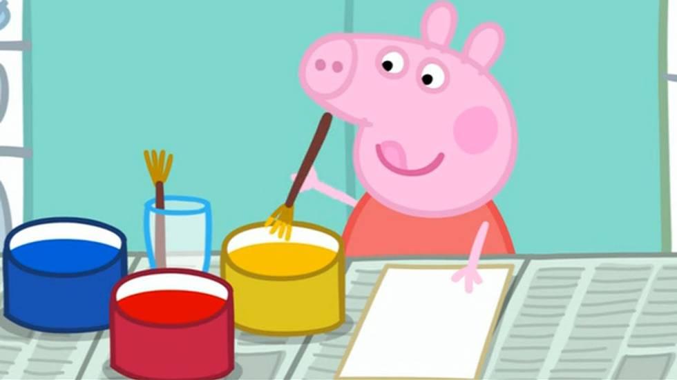 Esta Peppa Pig Destrozando La Imaginacion De Los Ninos